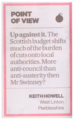 The Scotsman - 19 Dec 2015